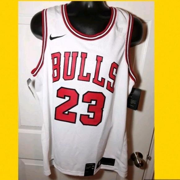 d63cc252aab Nike Shirts | Michael Jordan Chicago Bulls Swingman Jersey | Poshmark